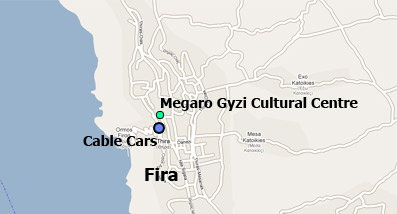 Megaro Gyzi map location