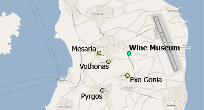 Koutsoyannopoulos Winery map location