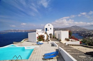 from Cristian gay apartments in santorini
