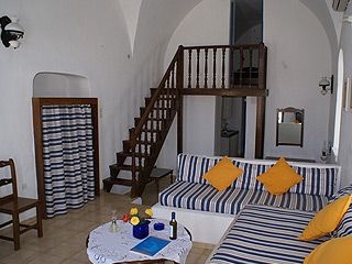 Aethrio Hotel Oia Traditional Apartment