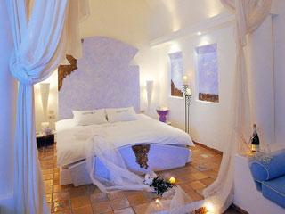 Astarte Honeymoon Suites Romantic Bedroom