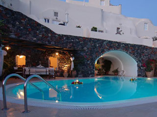 Canaves Oia Swimming Pool