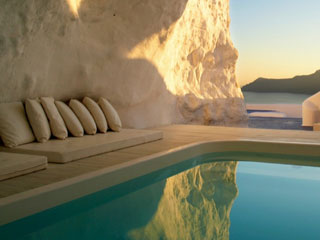 Katikies Hotel Oia Swimming Pool