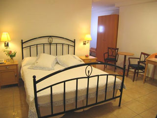 Theoxenia Hotel Double Room
