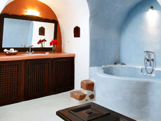 Villa Io Bathroom