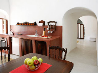 Villa Io Kitchen
