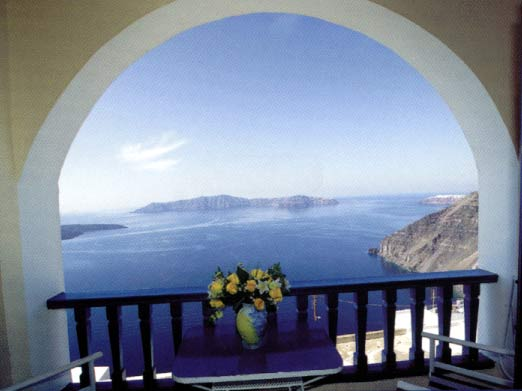 kafieris apartments santorini