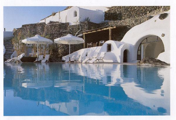 Perivolas Villas In Santorini