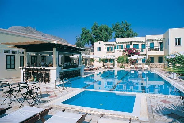 Rose Bay Hotel Santorini Hotels
