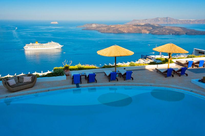 Villa Santorini Hotel