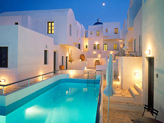 Oia's Sunset Hotel Apartments