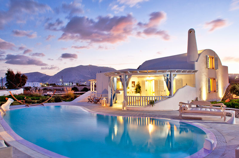 La maison hotel santorini luxury villas for La maison hote